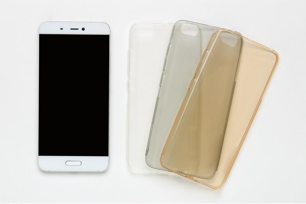fundas silicona smartphone
