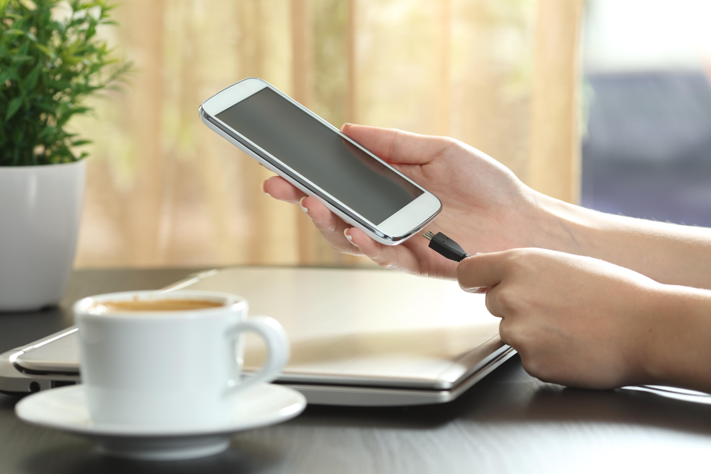 ciclo de vida util bateria smartphone