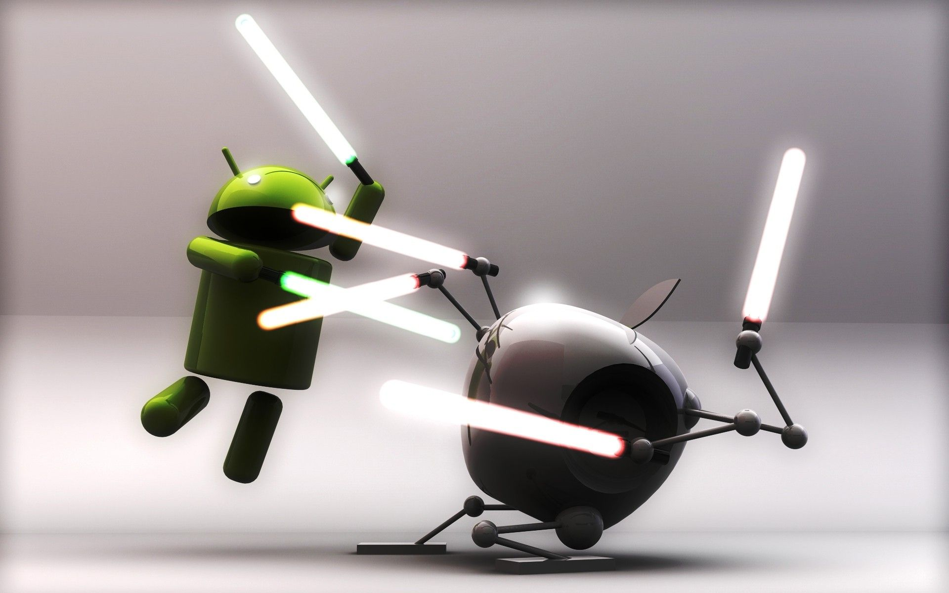 baterias: android vs ios