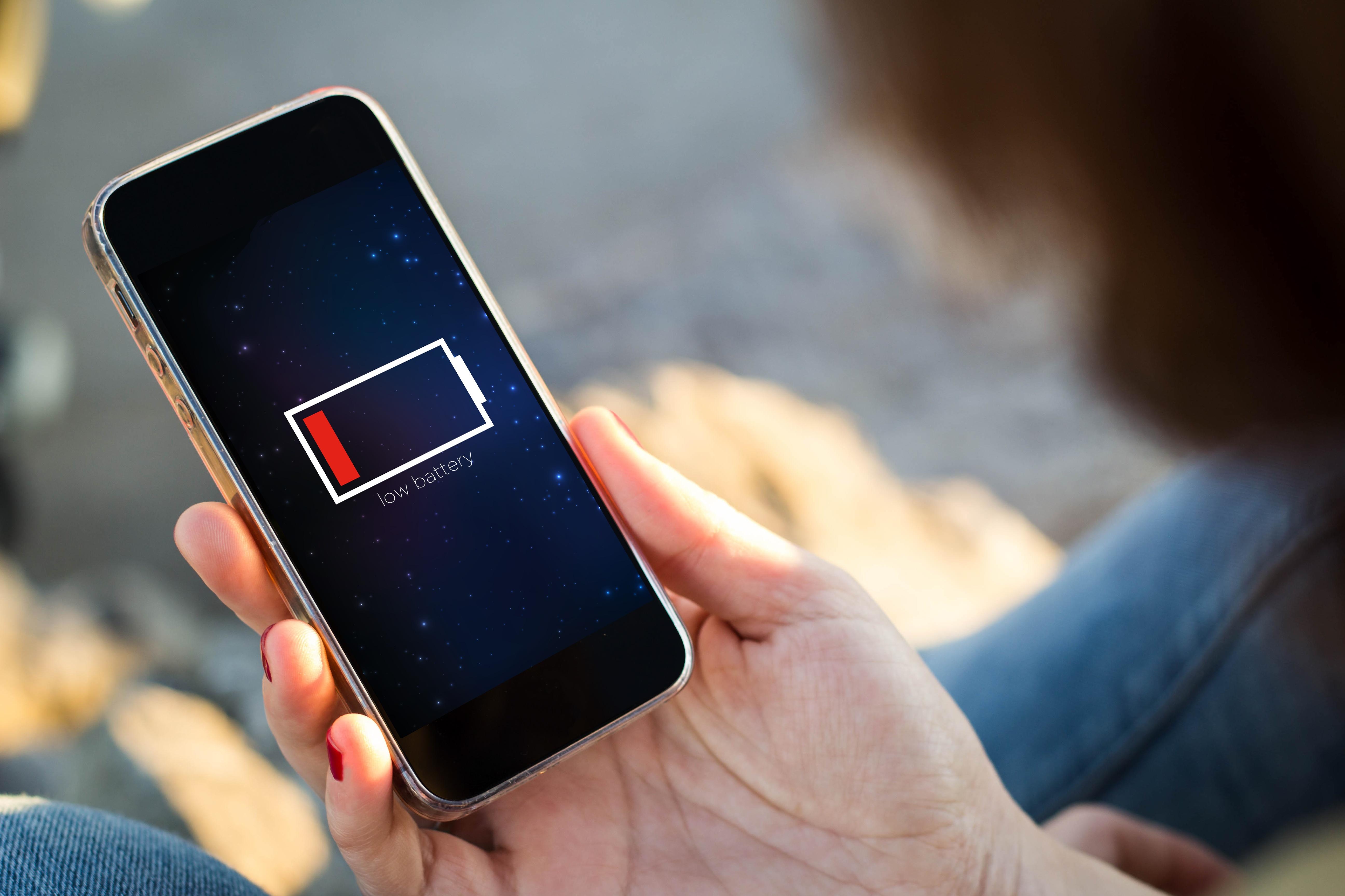 como ahorrar bateria en tu smartphone