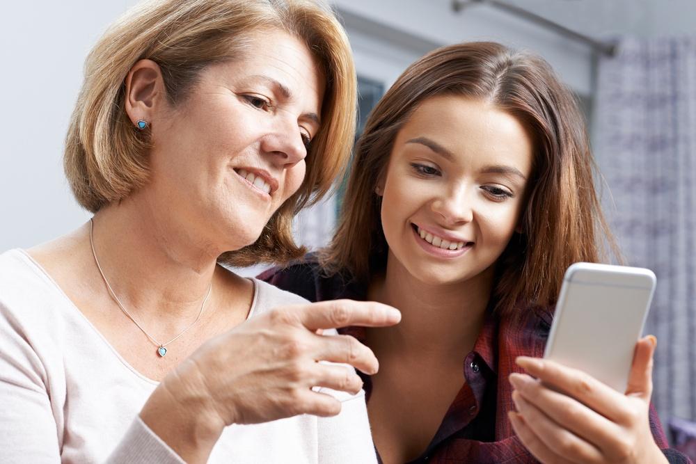 como elegir un smartphone para una persona mayor