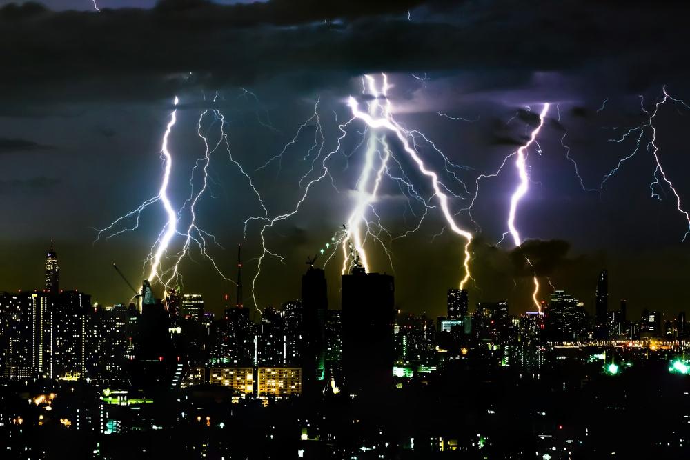 efecto de la electricidad estatica