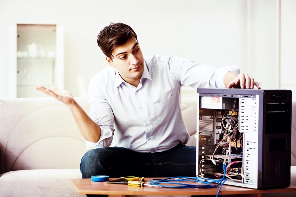 herramientas adecuadas para montar pc
